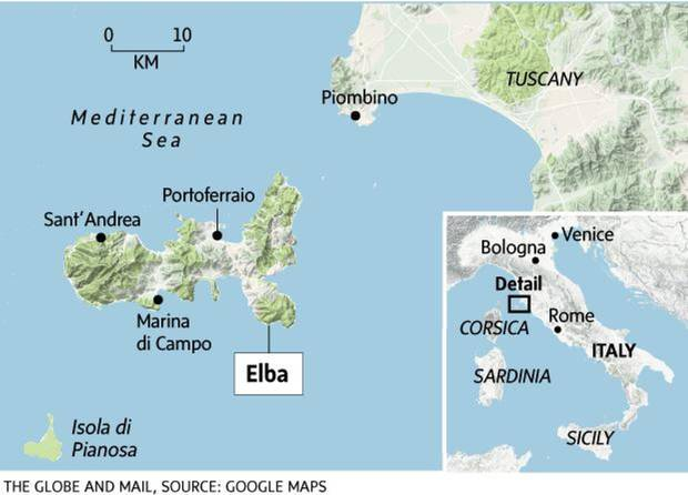 In search of Italys summer beach getaways The Globe and Mail