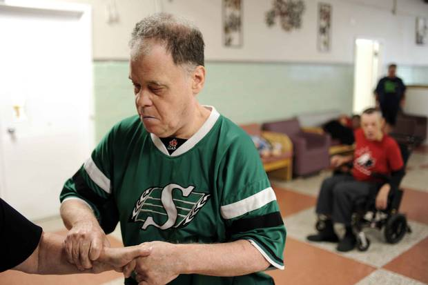 In 1955, Scott Lister was one of the first people to move into the Valley View Centre for people with disabilities. He was seven years old at the time.