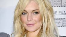 Lindsay Lohan in April 2011 (Evan Agostini/AP)