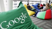 Google reports earnings, Thursday (Marcio Jose Sanchez/AP)
