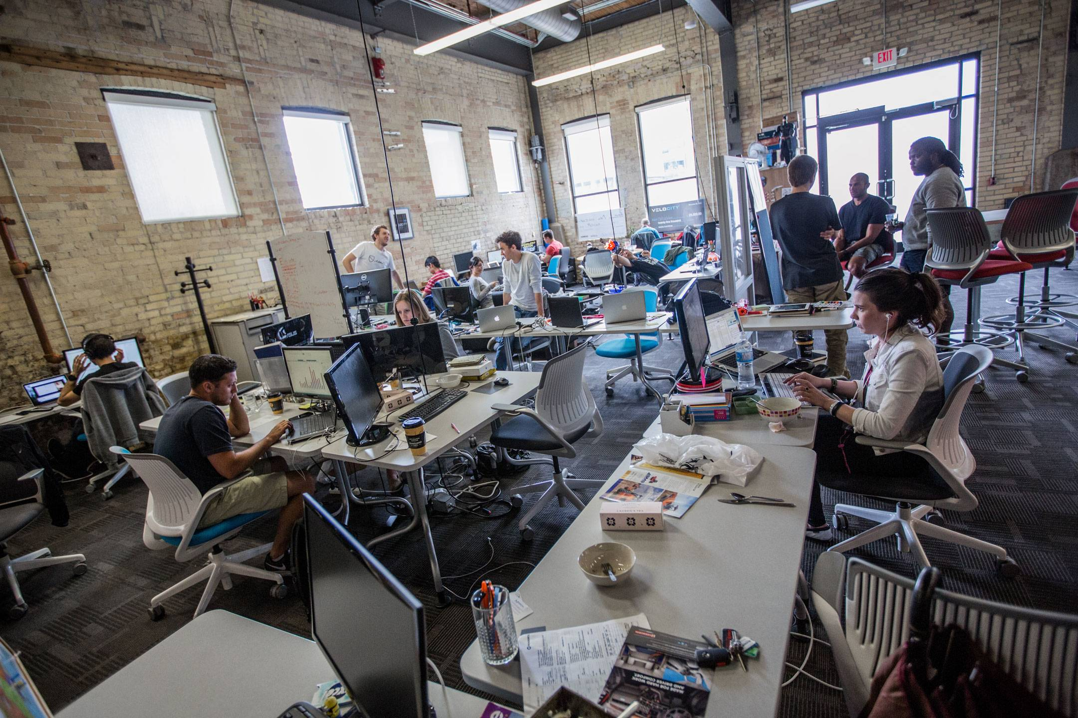 Startup city The high tech fever reshaping Kitchener Waterloo The