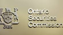 Ontario Securities Commission (Peter Power/Peter Power/The Globe and Mail)