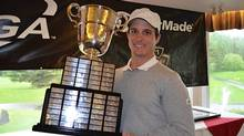 PGA of Canada 2011 champion Vincent Dumouchel (PGA of Canada)