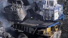 Coal mining operations. (Handout)