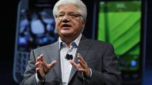Mike Lazaridis, co-founder of Research In Motion, now called BlackBerry Ltd. (BECK DIEFENBACH/REUTERS)