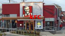 A KFC outlet (BRIAN BOHANNON)