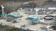 Encana's Horn River gas play (Company handout)