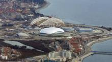 Russia will allow gambling in Sochi in a bid to make continued use of the facilities that were built in the Black Sea resort for the 2014 Winter Olympics. (DMITRY LOVETSKY/AP)