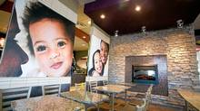 Re-imagined McDonald's outlets, like this one in LaSalle, Que., have taken a cue from European locations.