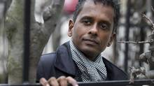 Shyam Selvadurai, author of The Hungry Ghosts (Deborah Baic/The Globe and Mail)