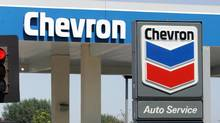 Chevron has retained David Molinski, a former assistant deputy minister in the energy ministry's oil and gas division, to lobby the B.C. government on its behalf, according to the March report of the B.C. Lobbyists Registry. (Globe fles/Globe files)