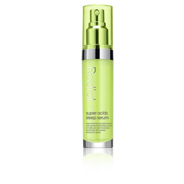 Rodial Super Acids Sleep Serum, $98 at Murale (www.murale.ca).