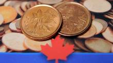Canadian pennies. (Sean Kilpatrick/The Canadian Press/Sean Kilpatrick/The Canadian Press)