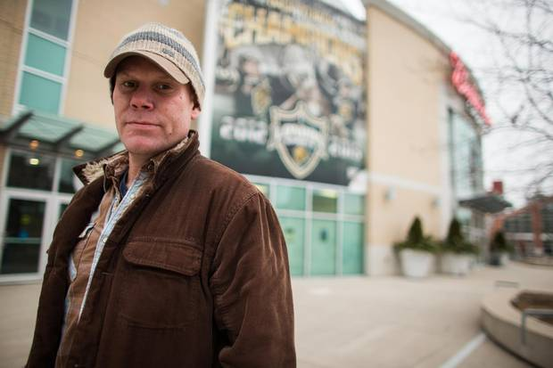 Rob Frid, a former enforcer for the London Knights of the OHL, says a career built on fighting has left his life in pieces.
