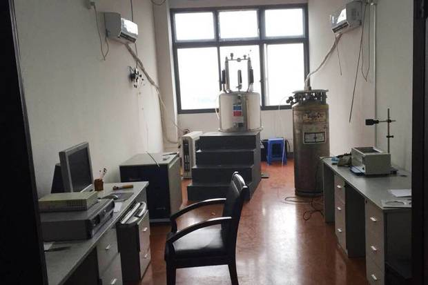 Vendors in China sent pictures of their labs to Rodney Bridge, an Australian man who became an expert on Chinese drug manufacturing after his 16-year-old son died from taking drugs.