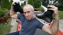 Hockey Night in Canada personality Ron MacLean (Deborah Baic/The Globe and Mail)