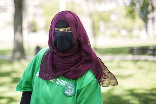 Aima Warriach, 20. Scarborough, Ont. Politics student and social media activist. Pakistani-Canadian.