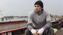 American actor Drew Sarich plays Rocky Balboa in Rocky, the musical adaptation of the Oscar-winning film, which premiered in Hamburg (Morris Mac Matzen/Stage Entertainment)