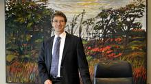 Goodman and Co. portfolio manager Oscar Belaiche (J.P. MOCZULSKI/J.P. MOCZULSKI)