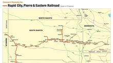 Canadian Pacific Railway Ltd. has agreed to sell the western end of its Dakota, Minnesota & Eastern railway in the U.S. to international rail operator Genesee & Wyoming Inc. for about $210-million (U.S.). (CANADIAN PACIFIC)