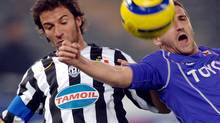Former Juventus star Alessandro Del Piero is rumoured to be on the move to Australia's Sydney FC. (MASSIMO PINCA/AP)