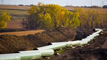 Keystone Oil Pipeline Contruction (Keystone)