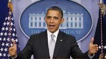 U.S. President Barack Obama (KEVIN LAMARQUE/REUTERS)