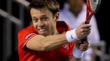 Canada's Daniel Nestor (DARRYL DYCK/The Canadian Press Images)