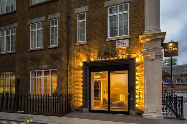 The Nadler Hotel London