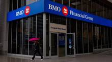 Bank of Montreal's $975-million second-quarter profit was down 6 per cent from the same period in 2012. (DARRYL DYCK/THE CANADIAN PRESS)