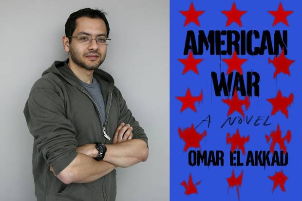 Omar El Akkad's novel American War tells the story of a global crisis in the early 22nd century that has torn the United States apart. It made The Globe and Mail's list of the best books of 2017. Read Lawrence Hill's review of American War here.