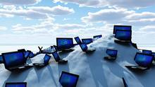 IDC's research predicts that within the next two years, Canadian organizations will source 50 per cent or more of their software in the cloud. (Dariusz Miszkiel/Getty Images/Hemera)