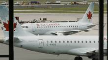 Maintenance workers reject deal with Air Canada (MIKE CASSESE/REUTERS)
