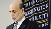 Fed Chairman Ben Bernanke gave a relatively cautious outlook for the U.S. economy last week, (Jonathan Ernst/Reuters/Jonathan Ernst/Reuters)