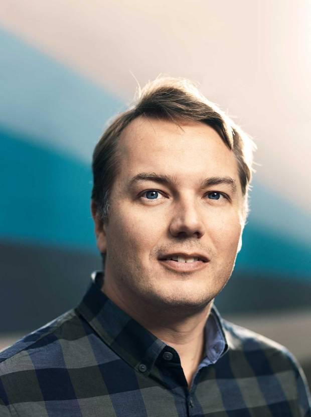 Aurora's CEO Chris Urmson