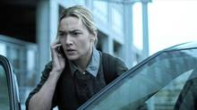 Kate Winslet is shown in a scene from the film Contagion. (AP Photo/Warner Bros. Pictures)