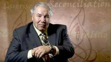 The Honourable Justice Murray Sinclair, Chair of the Truth and Reconciliation Commission of Canada. (Peter Power/Peter Power/The Globe and Mail)
