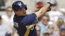 Ryan Braun of the Milwaukee Brewers, who had a 50-game suspension for elevated testosterone levels overturned last year, has the most to lose in a lawsuit launched by Major League Baseball against individuals connected to the now-closed Miami-based Biogenesis anti-aging clinic. (RALPH D. FRESO/REUTERS)