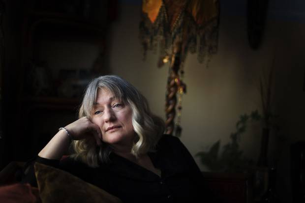 Rosanne Luckevich, shown at her home in Toronto.
