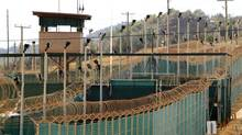 The exterior of Camp Delta is seen at the U.S. Naval Base at Guantanamo Bay in this file photo taken March 6, 2013. (BOB STRONG/REUTERS)