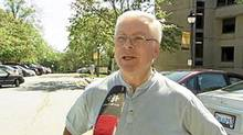 Dan Middlemiss says he's had enough of the parking issues at Dalhousie University. (cbc.ca)