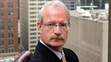 Portfolio manager Robert McWhirter photographed at his office on Queen St., Toronto. (Fernando Morales/Fernando Morales/THE GLOBE AND M)