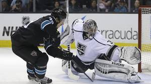 Healthy Hertl, Torres Spark Sharks To 6-3 Win Over Kings