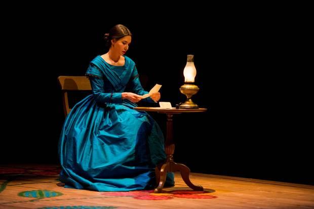Sera-Lys McArthur in Sarah Ballenden, directed by Steven Schipper, in 2017.
