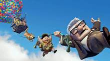 Like the best in the 3-D genre, Up used the extra depth for emotional resonance. (Pixar Animation Studios)