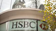HSBC (BEN STANSALL/Ben Stansall/AFP/Getty Images)
