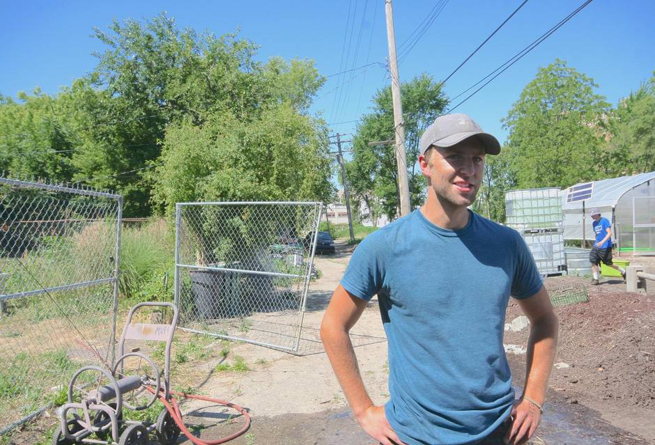 Urban farming returning Detroit to its roots, but not without challenges