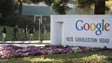 Google's new search algorithms will put more emphasis on recently created results. (TONY AVELAR/BLOOMBERG/TONY AVELAR/BLOOMBERG)