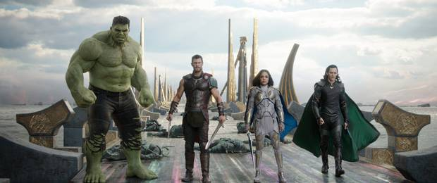 And, of course, what would a superhero movie be without appearances by Hulk (Mark Ruffalo), Thor (Chris Hemsworth), Valkyrie (Tessa Thompson) and Loki (Tom Hiddleston).