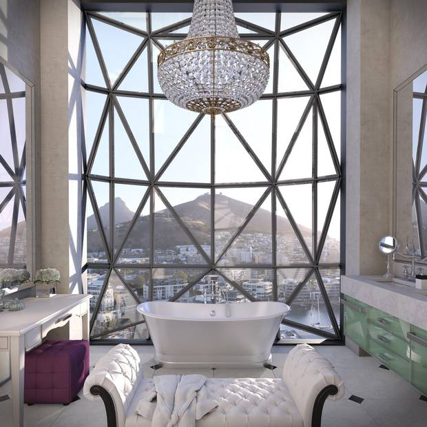 The Silo Hotel will add some much-needed industrial flair to Cape Town's Victoria & Albert Waterfront